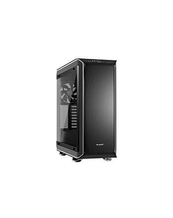 Be Quiet! Dark Base Pro 900 Rev2 Gaming Case w/ Window, E-ATX, No PSU, PSU Shroud, 3 x SilentWings 3 Fans, LEDs, Wireless Charger, Silver Trim