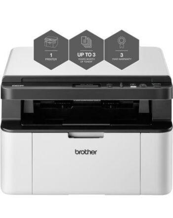 Brother DCP-1610W A4 Mono Laser Printer
