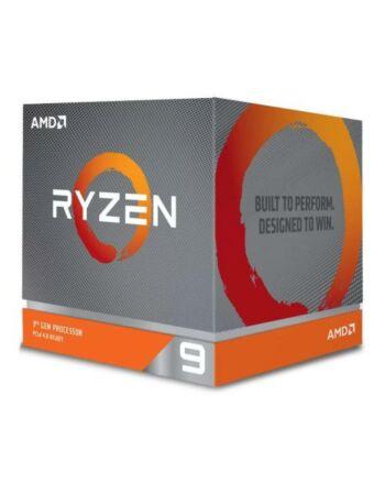 AMD Ryzen 9 3900X CPU with Wraith Prism RGB Cooler, 12-Core, AM4, 3.8GHz (4.6 Boost), 105W, 7nm, 3rd Gen, No Graphics, Matisse