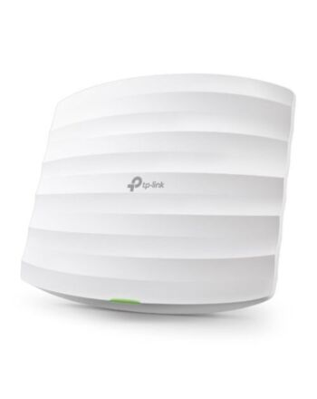 TP-LINK (EAP225) Omada AC1350 (867+450) Dual Band Wireless Ceiling Mount Access Point, PoE, GB LAN, Clusterable, MU-MIMO, Free Software
