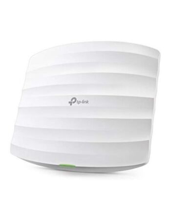 TP-LINK (EAP115) Omada 300Mbps Wireless N Ceiling Mount Access Point, POE, 10/100, Clusterable, Free Software
