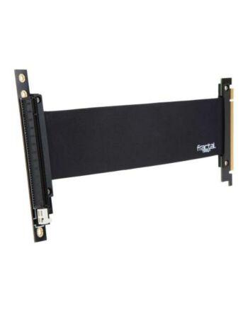 Fractal Design Flex VRC-25 PCIe 3.0 (x16) Riser Cable Kit - For Fractal Design cases with 2.5 slot vertical GPU mount support only