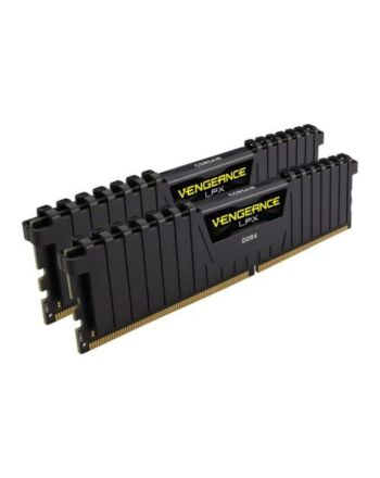 Corsair Vengeance LPX 8GB Kit (2 x 4GB), DDR4, 2666MHz (PC4-21300), CL16, XMP 2.0, DIMM Memory