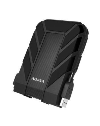 """ADATA 1TB HD710 Pro Rugged External Hard Drive, 2.5"""", USB 3.1, IP68 Water/Dust Proof, Shock Proof, Black"""