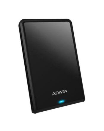 "ADATA 1TB HV620S Slim External Hard Drive, 2.5"", USB 3.2, 11.5mm Thick, Black"