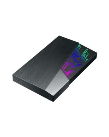 "Asus FX 1TB RGB External Hard Drive, 2.5"", USB 3.0, 256-bit AES Encryption, Automatic Backup, Aura Sync"