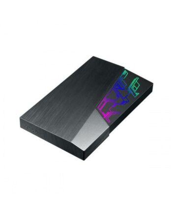 "Asus FX 2TB RGB External Hard Drive, 2.5"", USB 3.0, 256-bit AES Encryption, Automatic Backup, Aura Sync"