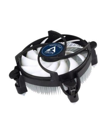 Arctic Alpine 12 Low Profile Compact Heatsink & Fan, Intel 115x & 1200 Sockets, Fluid Dynamic Bearing, 75W TDP, 6 Year Warranty