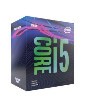 Intel Core i5-9400F CPU, 1151, 2.9 GHz (4.1 Turbo), 6-Core, 65W, 14nm, 9MB Cache, Coffee Lake Refresh, No Graphics