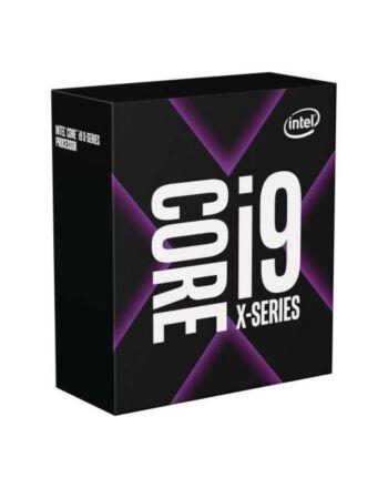 Intel Core I9-10940X, 2066, 3.3GHz (4.6 Turbo), 14-Core, 165W, 19.25MB Cache, Overclockable, No Graphics, Cascade Lake, NO HEATSINK/FAN