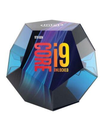Intel Core I9-9900K CPU, 1151, 3.6 GHz (5.0 Turbo), 8-Core, 95W, 14nm, 16MB, Overclockable, NO HEATSINK/FAN, Coffee Lake Refresh