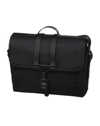 """Hama Perth Laptop Bag, Up to 15.6"""", Water-repellent, Padded Compartment, Tablet Pocket, Trolley Strap"""