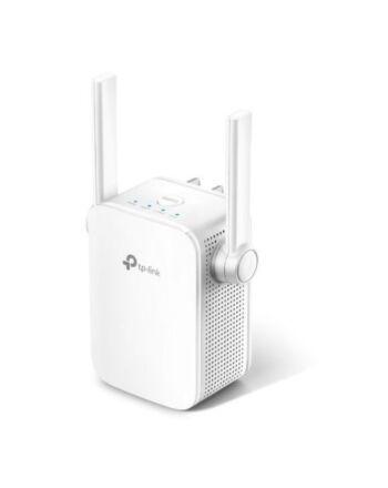 TP-LINK (RE205) AC750 (433+300) AC Dual Band Wall-Plug WiFi Range Extender, AP Mode