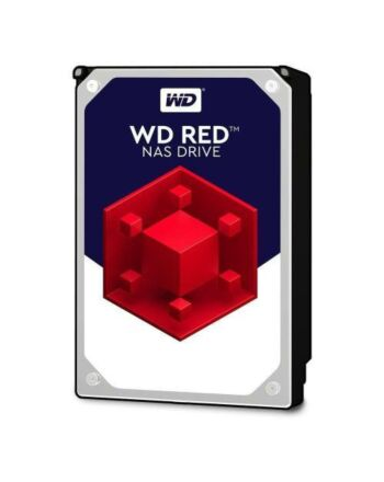 "WD 3.5"", 2TB, SATA3, Red Series NAS Hard Drive, 5400RPM, 256MB Cache, OEM"