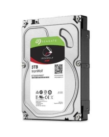 "Seagate 3.5"", 3TB, SATA3, IronWolf NAS Hard Drive, 5900RPM, 64MB Cache, OEM"