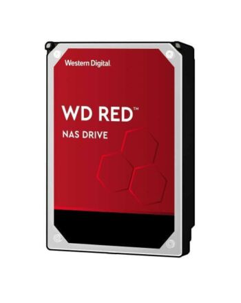 "WD 3.5"", 4TB, SATA3, Red Series NAS Hard Drive, 5400RPM, 256MB Cache, OEM"