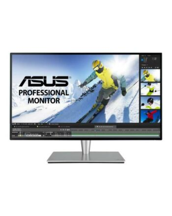 "Asus ProArt 27"" WQHD Business Monitor (PA27AC), IPS, 2560 x 1440, 5ms, DP, 2 HDMI, Thunderbolt, Speakers, Frameless, VESA"